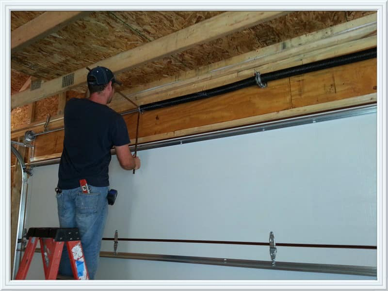 garage door maintenance service Sugar Land