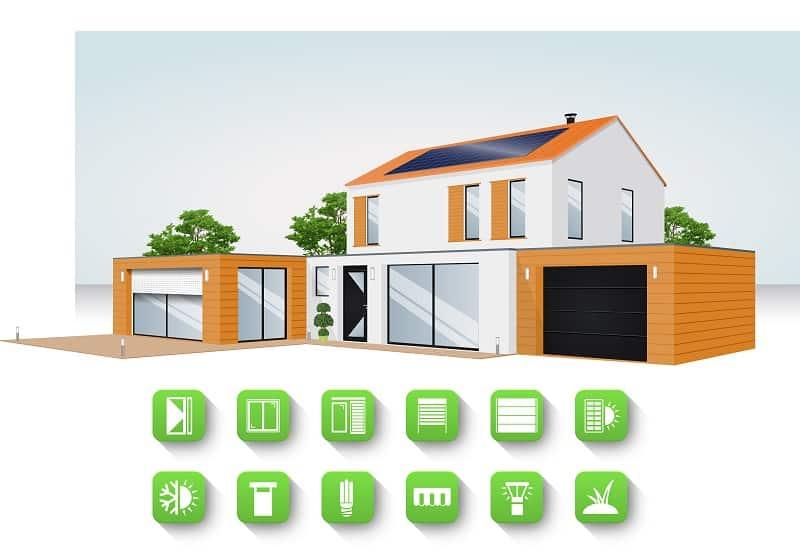 Top 6 Benefits of Buying a New Garage Door