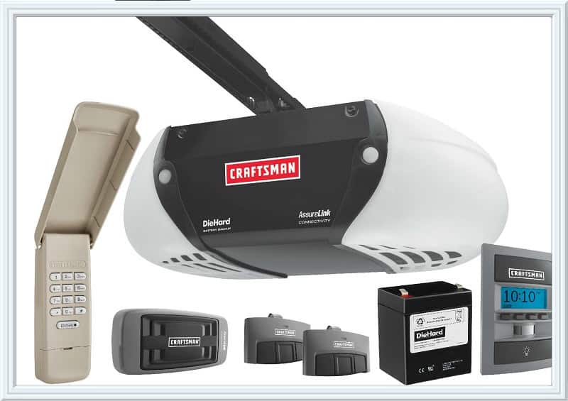 garage door opener repair Sugar Land
